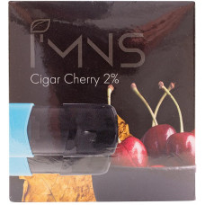 Картридж IMNS Cigar Cherry 2 шт 1.6 мл 20 мг