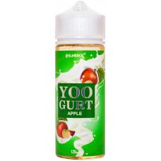 Жидкость Yoogurt 120 мл Apple 6 мг/мл
