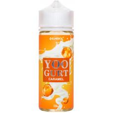 Жидкость Yoogurt 120 мл Caramel 3 мг/мл