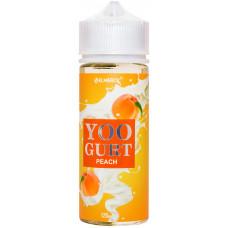 Жидкость Yoogurt 120 мл Peach 6 мг/мл