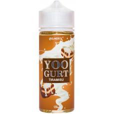 Жидкость Yoogurt 120 мл Tiramisu 3 мг/мл