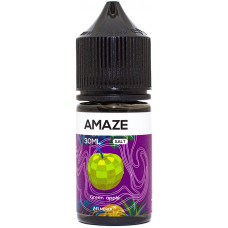 Жидкость Amaze Salt 30 мл Green Apple 45 мг/мл