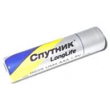 Батарейка Спутник AAA (мизинчиковая)