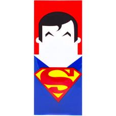 Термоусадка  Супермен Superman аккумулятор 18650
