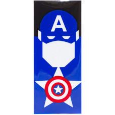 Термоусадка Капитан Америка Captain America аккумулятор 18650