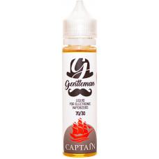 Жидкость Gentleman 60 мл Captain 3 мг/мл