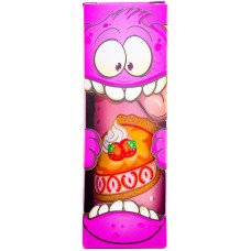 Жидкость Monster Cake 120 мл Strawberry Peach 3 мг/мл