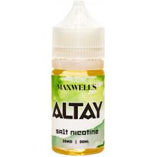 Жидкость Maxwells SALT 30 мл ALTAY 20 мг/мл Алтай