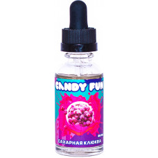 Жидкость Candy Fun 30 мл Сахарная клюква 3 мг/мл