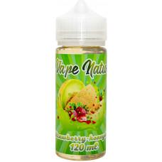 Жидкость Vape Nation 120 мл Strawberry Honeydew 3 мг/мл