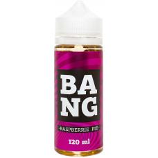 Жидкость BANG 120 мл Raspberrie Pie 3 мг/мл