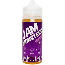 Жидкость Jam Monsters 120 мл Raspberry 3 мг/мл