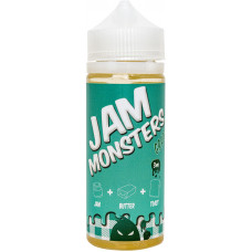 Жидкость Jam Monsters 120 мл Grape 3 мг/мл