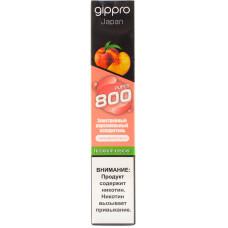 Вейп Gippro Персик (Ледняой персик) Одноразовый
