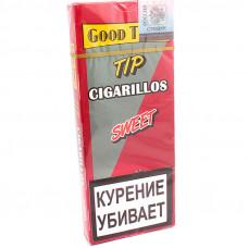 Сигариллы Good Times Тип 5 шт с мундштуком Сладкие