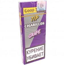 Сигариллы Good Times Тип 5 шт с мундштуком Виноград