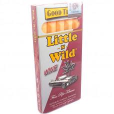 Сигариллы Good Times Lettle Wild Тип 5 шт с мундштуком Вино