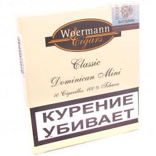 Сигариллы Woermann Мини 10 шт