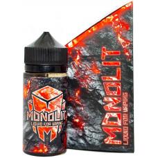 Жидкость Monolit 100 мл Красный 0 мг/мл