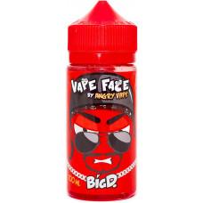 Жидкость Vape Face by Angry Vape 100 мл Bigd. 0 мг/мл