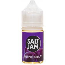 Жидкость Salt Jam 30 мл Purple Grape 25 мг/мл