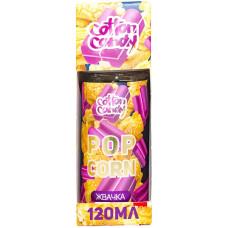Жидкость Cotton Candy 120 мл Popcorn Жвачка 0 мг/мл