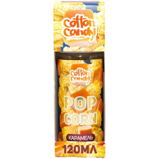 Жидкость Cotton Candy 120 мл Popcorn Карамель 0 мг/мл