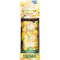 Жидкость Cotton Candy 120 мл Popcorn Фисташковый Крем 0 мг/мл