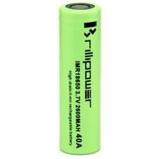 Аккумулятор 18650 Brillipower 3100mAh 40A