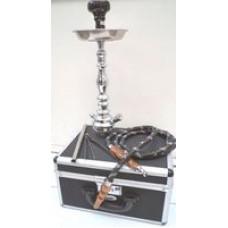 Кальян MYA в кейсе серебро без колбы 503273 С