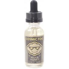 Жидкость Cosmic Fog 30 мл Milk honey 0 мг/мл