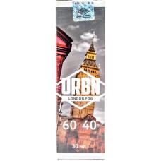 Жидкость URBN 30 мл London Fog 3 мг/мл VG/PG 60/40
