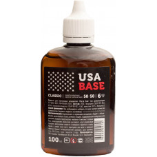 Основа USA BASE Classic 6 мг/мл 50/50 100мл