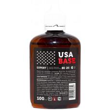 Основа USA BASE Expert 6 мг/мл 80/20 100мл