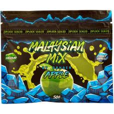 Смесь Malaysian Mix 50 г Яблоко (Apple) (кальянная без табака)