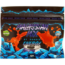 Смесь Malaysian Mix 50 г Энергетик (Energy) (кальянная без табака)