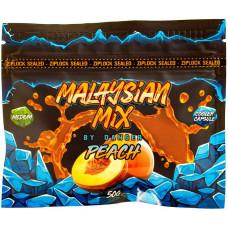 Смесь Malaysian Mix 50 г Персик (Peach) (кальянная без табака)