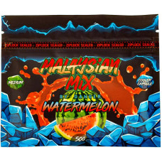 Смесь Malaysian Mix 50 г Арбуз (Watermelon) (кальянная без табака)