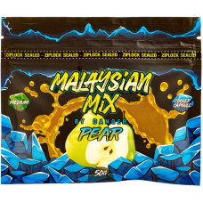 Смесь Malaysian Mix 50 г Груша (Pear) (кальянная без табака)