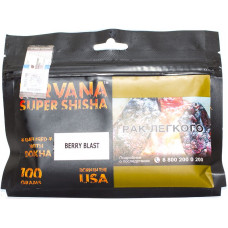 Табак Nirvana Ягодный Взрыв 100  гр. (Berry Blast)