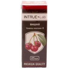 Жидкость INTRUE Lab 25 мл Вишня 00 мг/мл VG/PG 50/50
