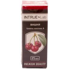 Жидкость INTRUE Lab 25 мл Вишня 6 мг/мл VG/PG 50/50