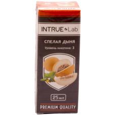 Жидкость INTRUE Lab 25 мл Спелая дыня 3 мг/мл VG/PG 50/50