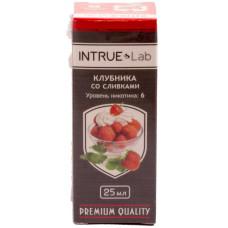 Жидкость INTRUE Lab 25 мл Клубника со сливками 6 мг/мл VG/PG 50/50