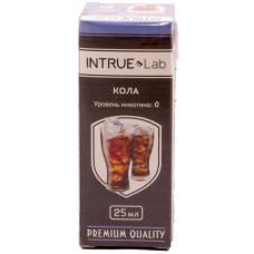 Жидкость INTRUE Lab 25 мл Кола 00 мг/мл VG/PG 50/50