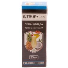 Жидкость INTRUE Lab 25 мл Пина колада 00 мг/мл VG/PG 50/50