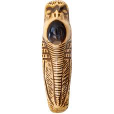 Трубка Керамика KITE Хорус Черное Золото L=8.5 см