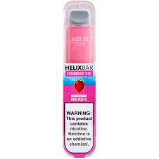 Вейп HELIX BAR Strawberry Iced 5% Одноразовый