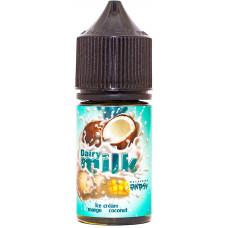Жидкость Dairy Milk Salt 30 мл Ice Cream Mango Coconut 55 мг/мл