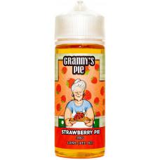 Жидкость Grannys Pie 120 мл Strawberriy Pie 3 мг/мл